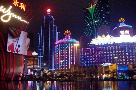 Macau casino revenue tax hike