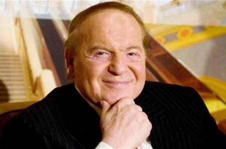 Sheldon Adelson. Las Vegas Sands