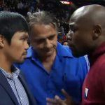 Floyd Mayweather Is Betting Favorite In Long-Anticipated Fight vs. Manny Pacquiao