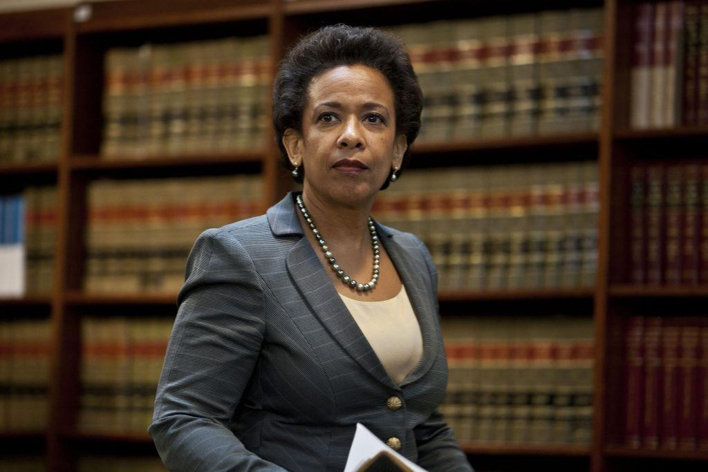 Loretta Lynch Wire Act interpretation