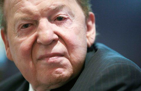 Sheldon Adelson, LVS Chairman