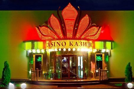 Russia closing Azov-City casinos