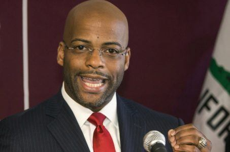 Isadore Hall, California State Senator