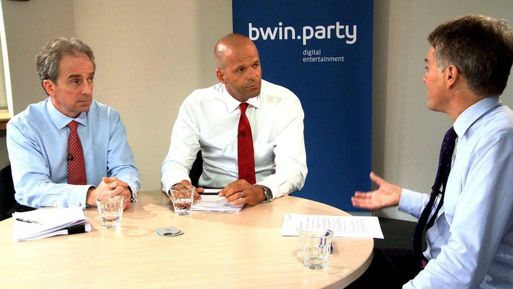 bwin.party, Norbert Teufelberger, Jim Ryan