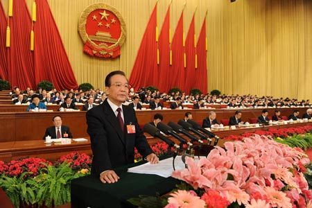 Chinese government, Beijing