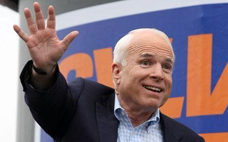 John McCain US legal sports betting