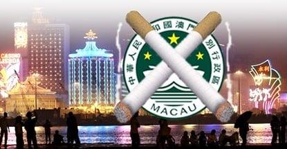 Macau smoking ban
