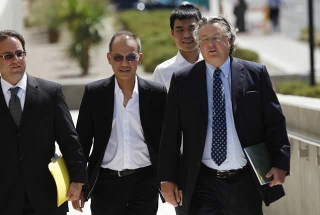Paul Phua, Malaysian poker player.