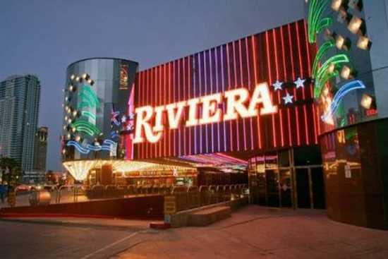 The Riviera Hotel and Casino, Las Vegas