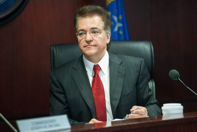 Chairman Dr. Tony Alamo Nevada Gaming Commission