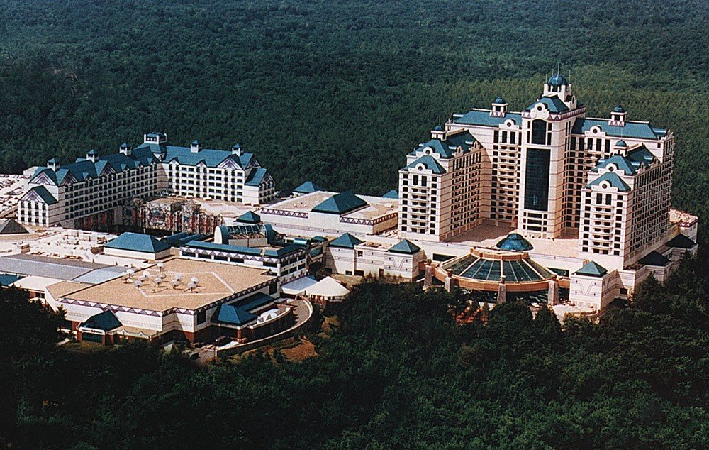 Foxwoods New Bedford Casino Massachusetts