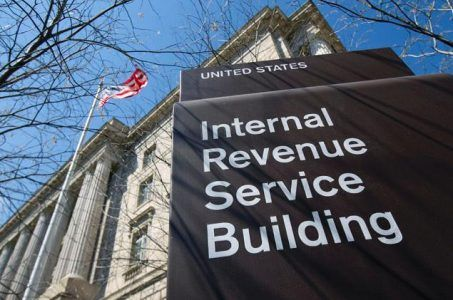 IRS threshold tax rate