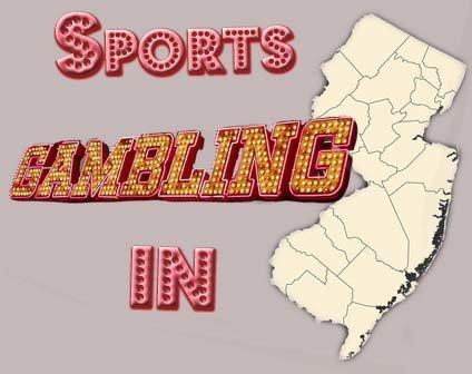 NJ sports betting NCAA tournament