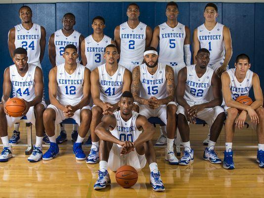 Kentucky Wildcats March Madness favorite