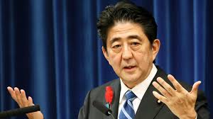 Shinzo Abe, Japan Prime Minister, casinos.