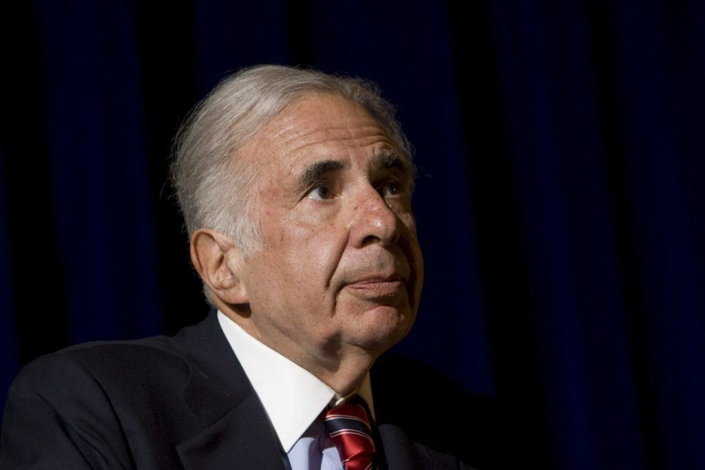 Carl Icahn union letter mobsters
