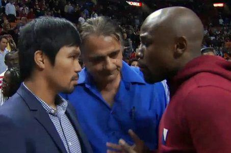 Mayweather Pacquiao fight betting Vegas
