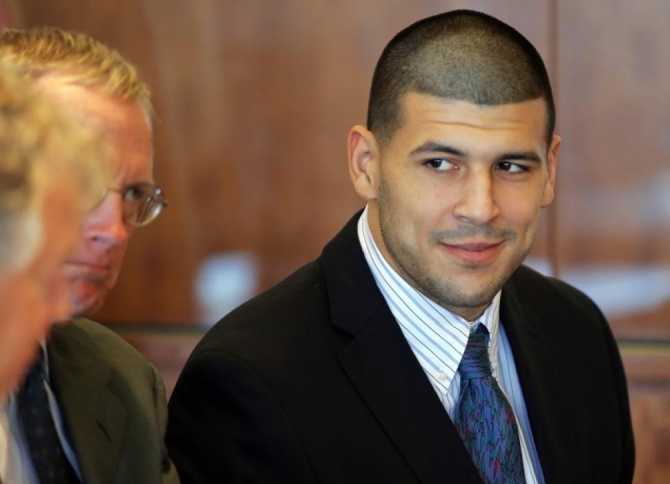 Aaron Hernandez: From Patriots to Prison, Former NFL Tight End Found