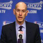 Adam Silver legal NBA sports betting