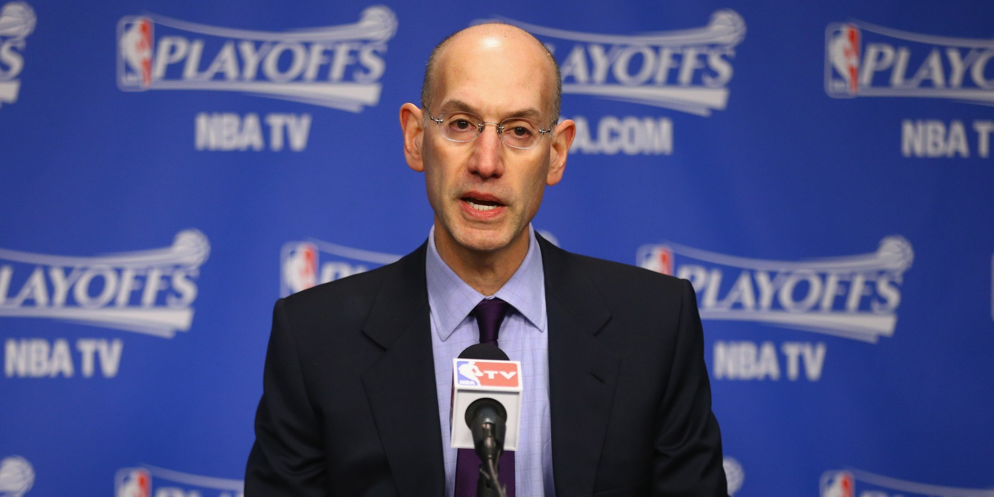 Adam Silver legal NBA sports betting