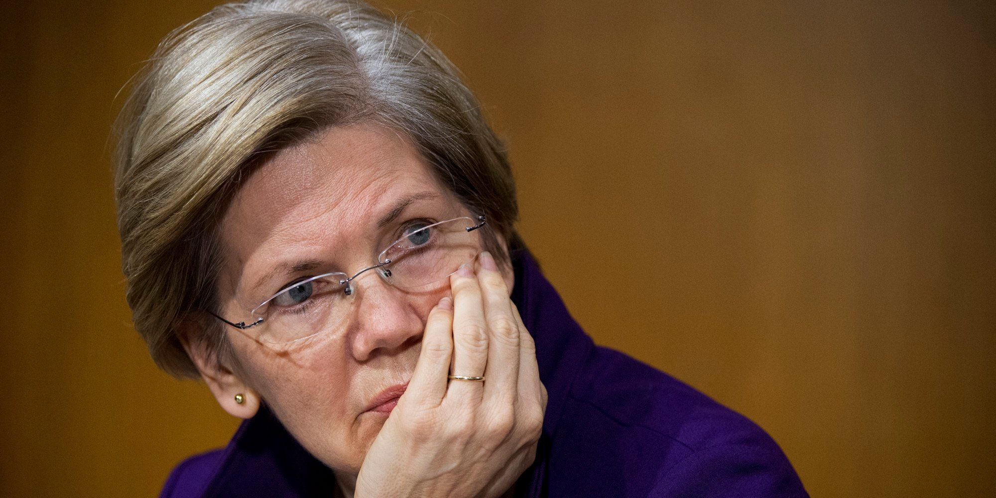 Elizabeth Warren 2016 presidential bid