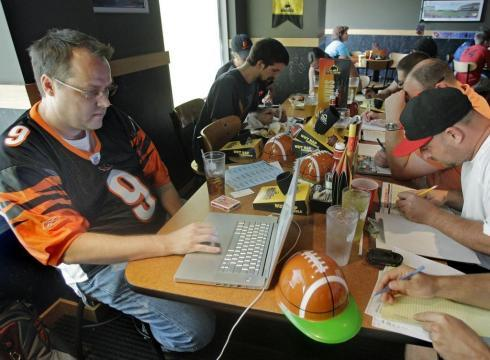 Daily fantasy sports legal issues
