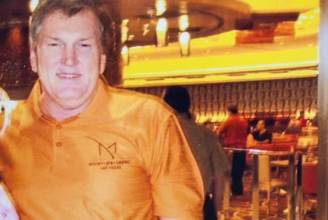 John Noble M buffet suicide