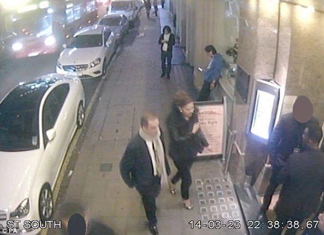 Mehmet Hassan murder and Leonie Granger
