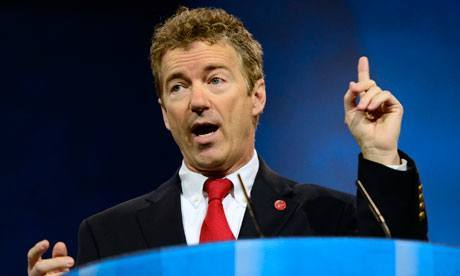 Rand Paul GOP presidential bid 2016