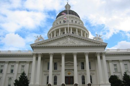 California legislature, online poker hearings