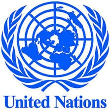 United Nations logo, UN, sports betting, match-fixing