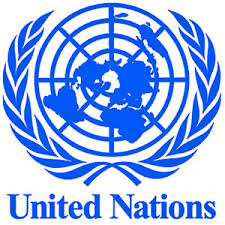 United Nations logo, UN, sports betting, match-fixing