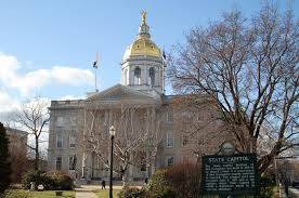 New Hampshire casino gambling bill