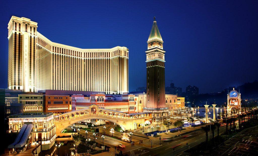 Macau gaming revenues down March