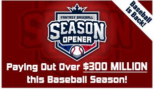 DraftKings Major League Baseball deal