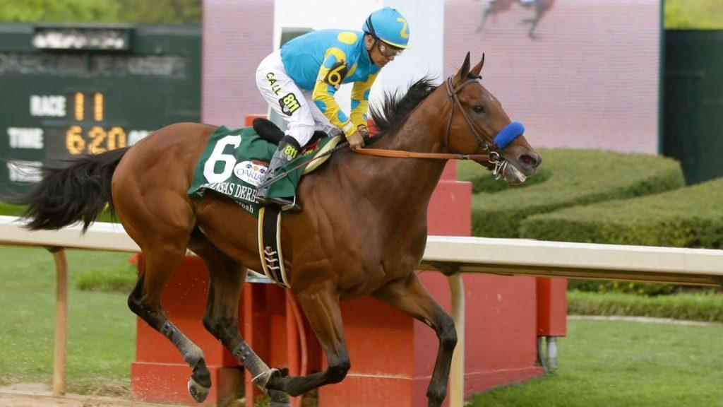 American Pharoah Preakness Triple Crown