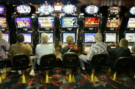 Brian Sandoval Nevada skill-based slot legislation