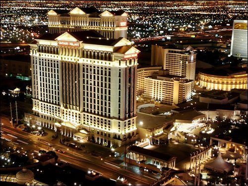 Caesars Entertainment deferred compensation resumes