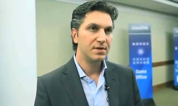 David Baazov Amaya CEO