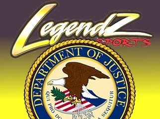 Legendz Sports equitable sharing fines