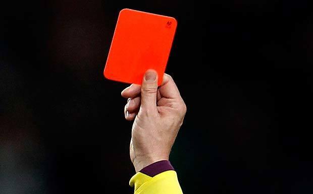 Red card Italian soccer match-fixing Mafia betting scandal