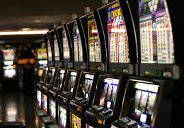 Slot machines, SB 9, Nevada