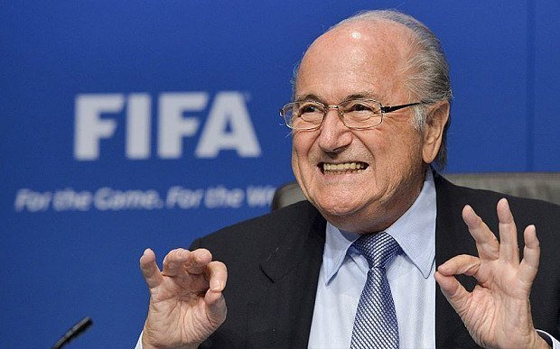 Sepp Blatter, FIFA, World Cup, corruption