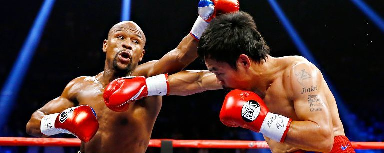 Mayweather Pacquiao Kentucky Derby betting