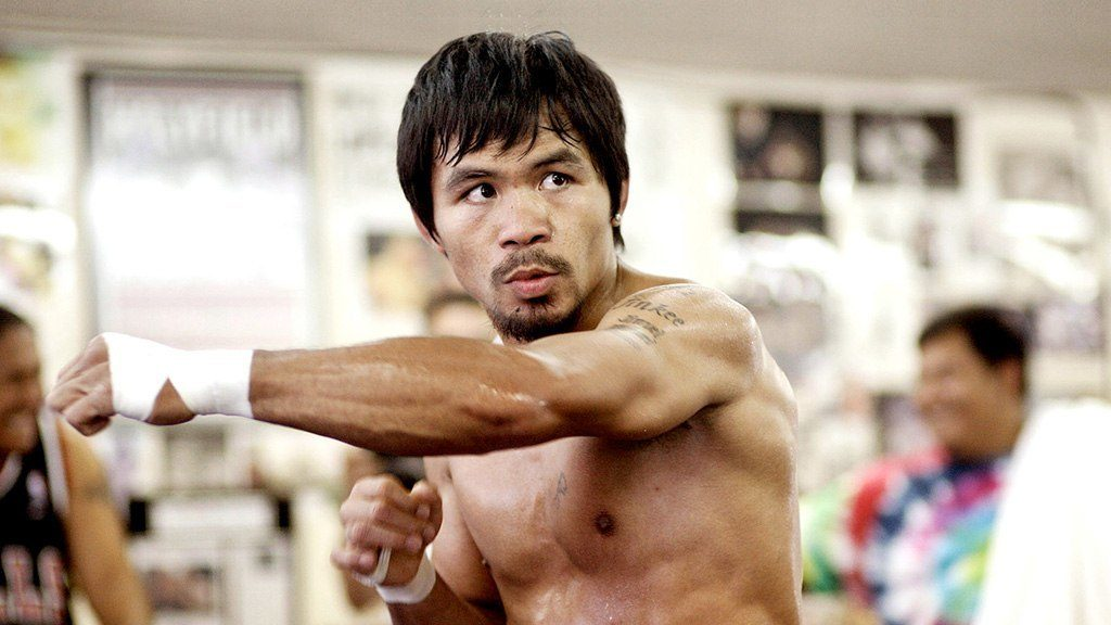 Manny Pacquiao shoulder injury lawsuit