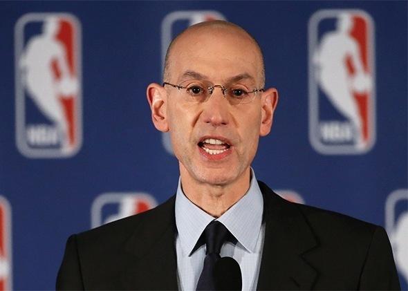 Adam Silver, NBA, Canada sports betting, C-290