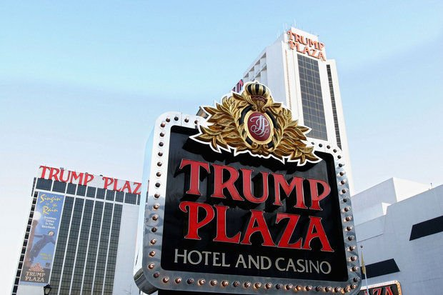 Trump Plaza deed restriction casino