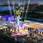 Hard Rock Casino Meadowlands, artist's rendering