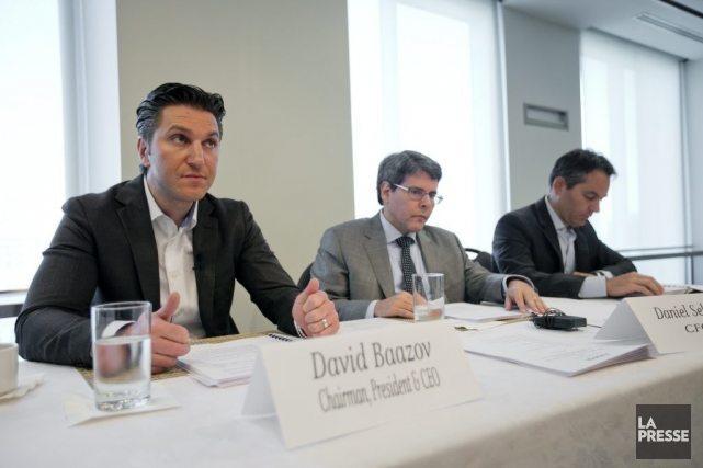 David Baazov, ceo and chairman, Amaya Inc, AGM