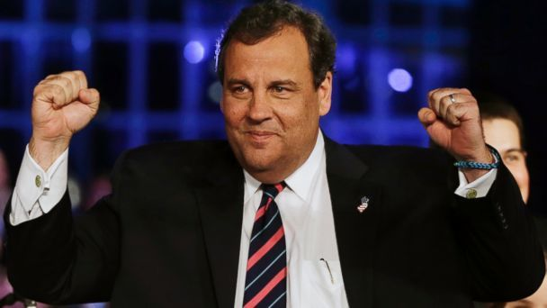 Chris Christie GOP contender 2016